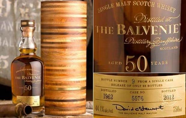 The Balvenie Fifty Single Malt Scotch Whisky