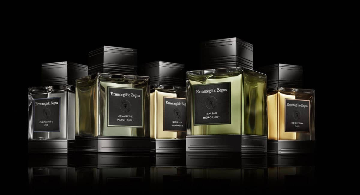 Essenze Fragrance Collection By Ermenegildo Zegna