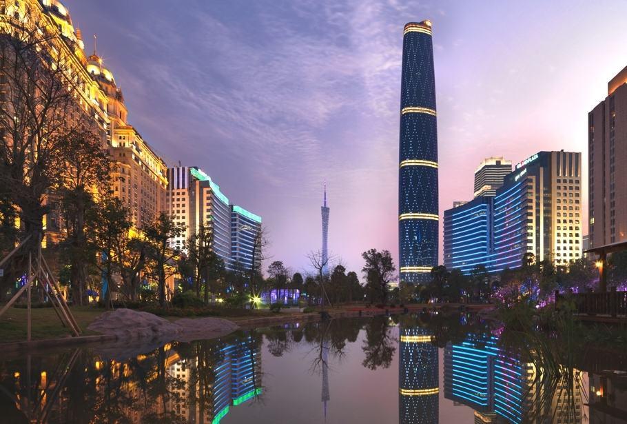 Luxury Spa In Guangzhou