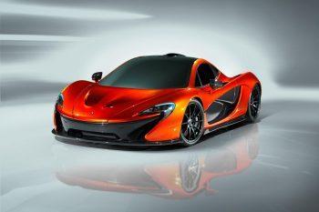 McLaren P1 1