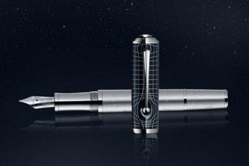 Montblanc Albert Einstein Limited Edition pen 1
