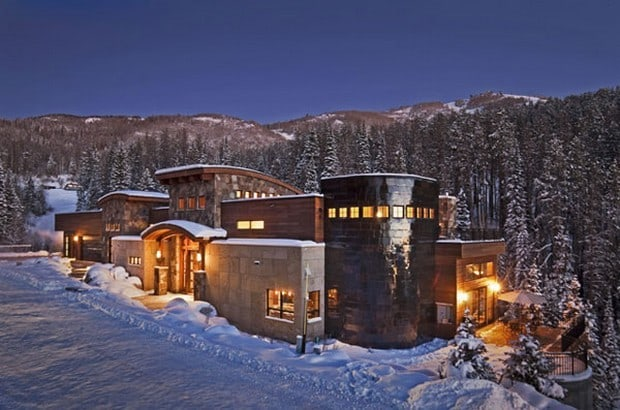 Over The Edge Chalet In Steamboat Springs Colorado