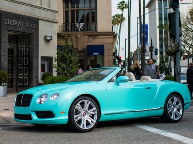 2013 Bentley Continental GTC V8 Beverly Hills