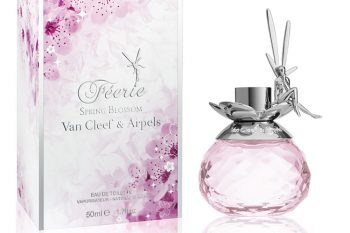 Van Cleef & Arpels has launched Feerie Spring Blossom – new poetic and infinitely charming limited edition Eau de Parfum