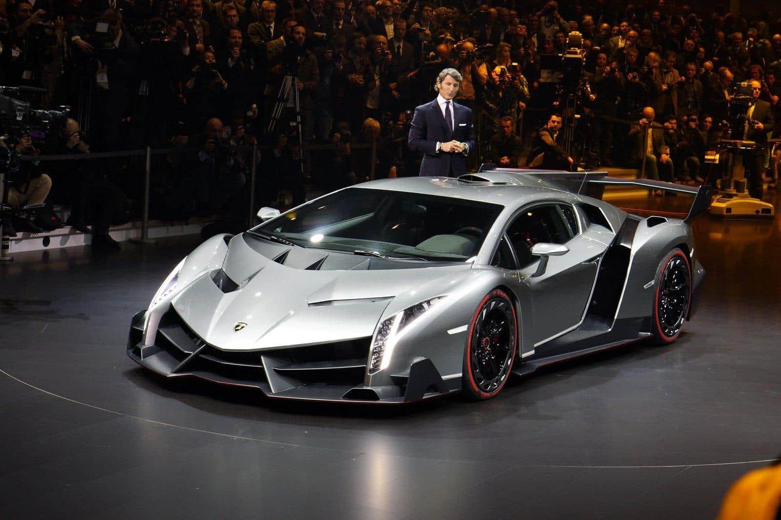 The Exclusive Lamborghini Veneno