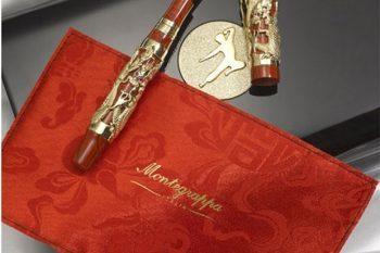 1 – Dragon 2010 Bruce Lee 18 Karat Yellow Gold Limited Edition 88 Fountain Pen