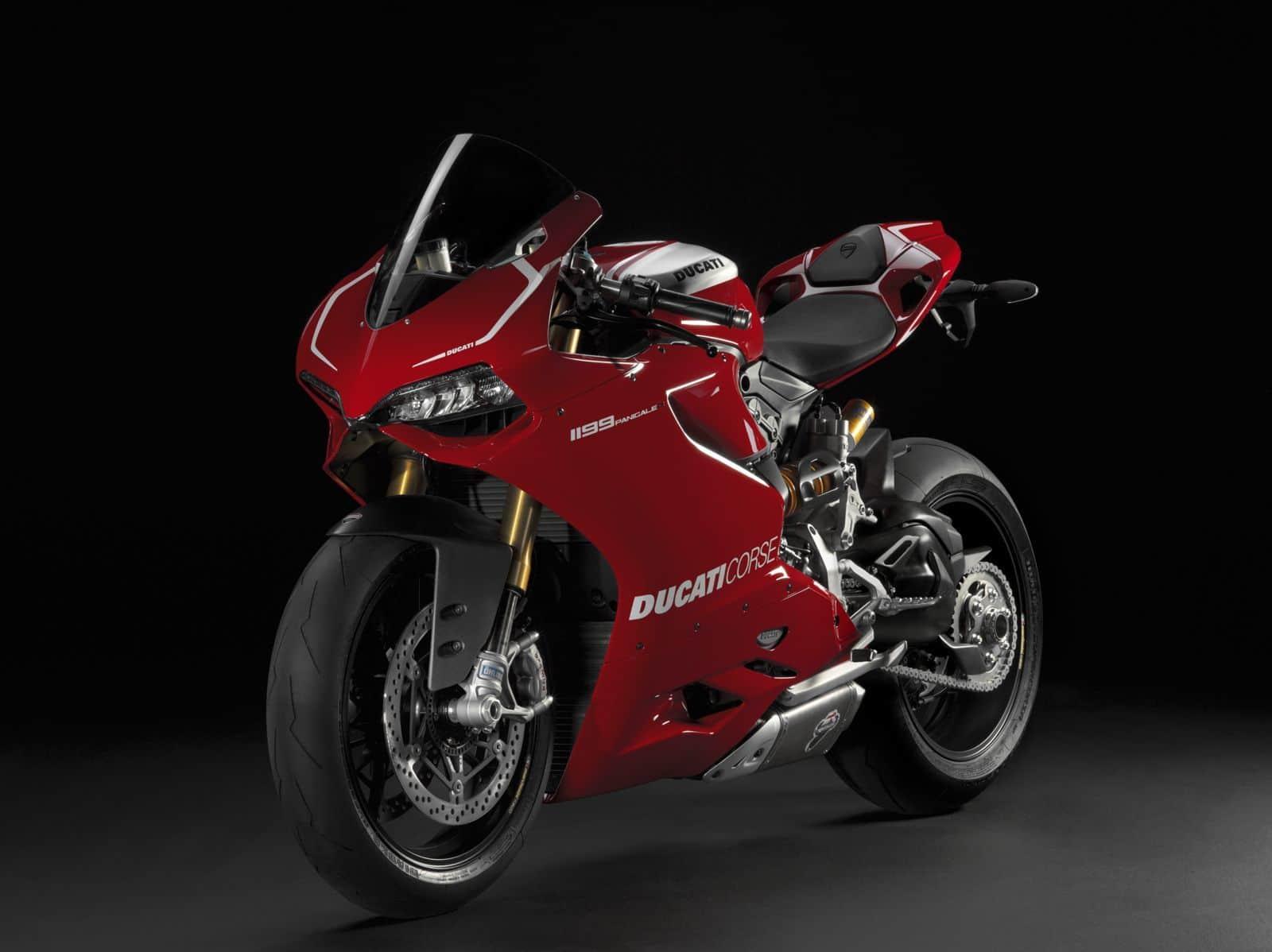 The wonderful 2013 Ducati 1199 Panigale R