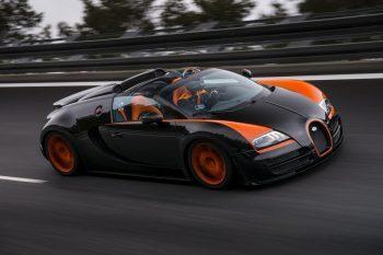 Bugatti Veyron Grand Sport Vitesse WRC Edition 01