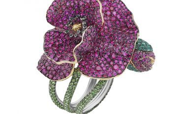 Chopard Haute Joaillerie Red Carpet Ring