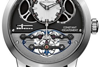 Constant Escapement 1