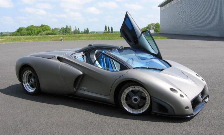 Concept Cars For Sale >> Lamborghini Pregunta Concept Car On Sale