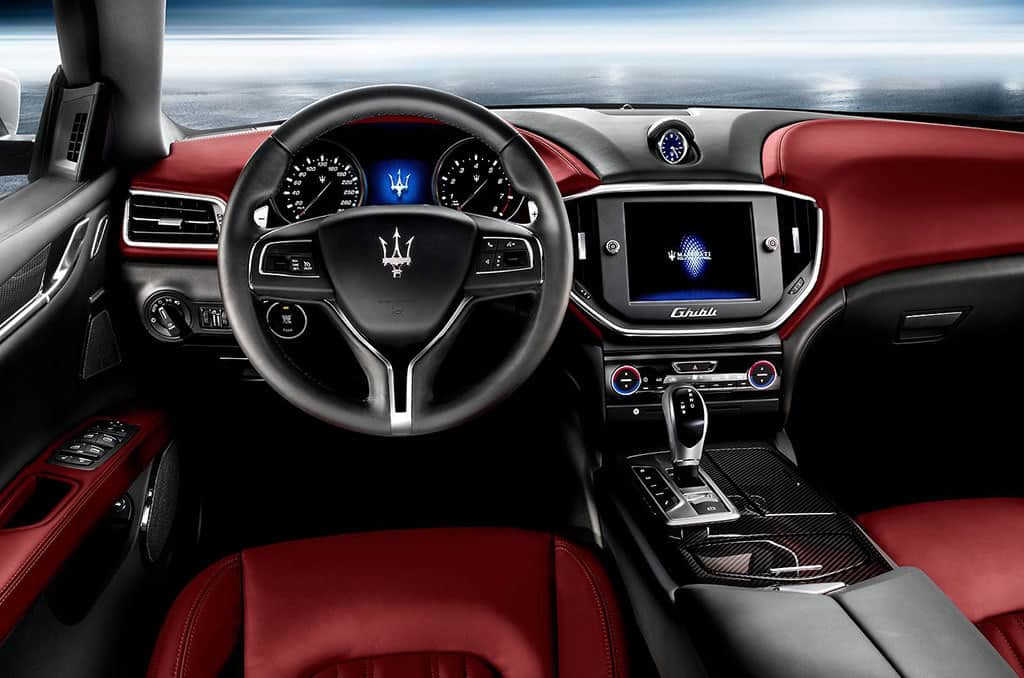 Maserati Ghibli 03