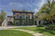 Matt Damon's Miami Beach estate 1