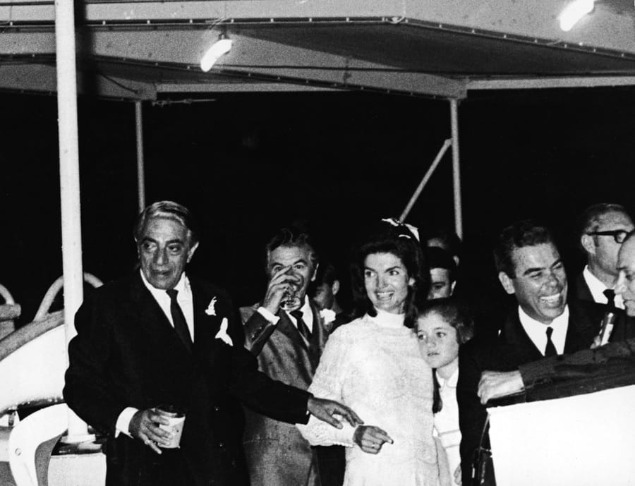 Onassis Family 2