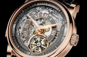 Roger Dubuis Hommage Minute Repeater 1