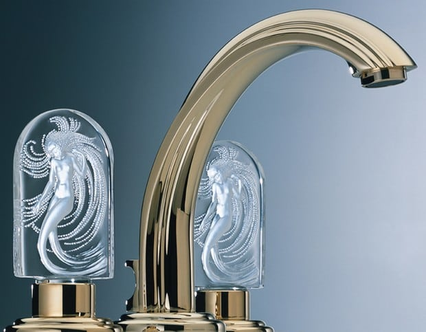 Thg Lalique Crystal Faucets