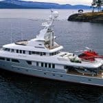 Expedition-style 163-foot Triton megayacht to Be Sold at Auction