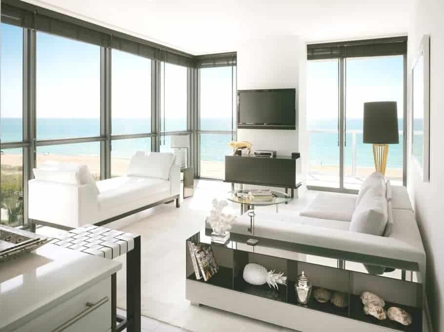 Lounge Wise W South Beach Miami Encompasses Three Staggering Bars The WET Bar Living Room And WALL There Are Further Amenities Like