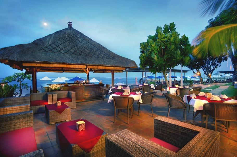Nusa Dua Beach Hotel And Spa Bali