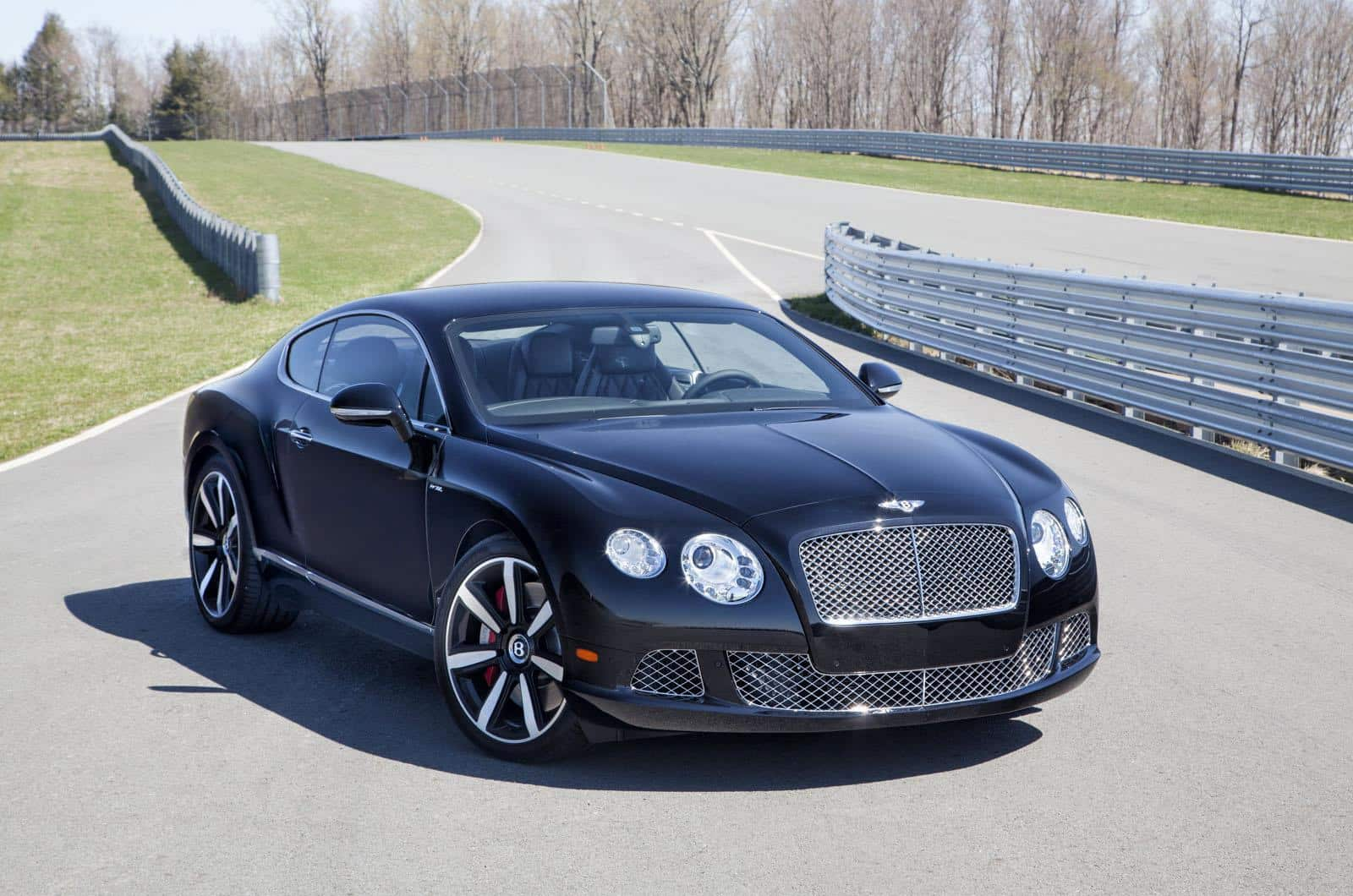 Bentley Continental GT & Mulsanne Le Mans Editions
