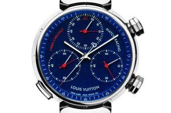 Louis Vuitton Tambour Twin Chronograph 1