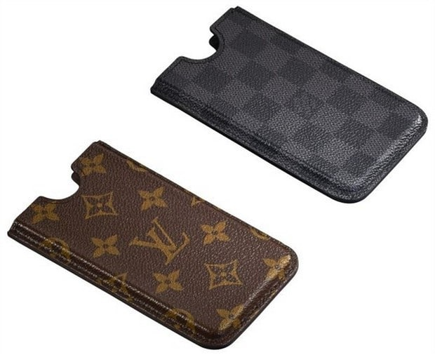 Blackberry Z10 in Louis Vuitton cases