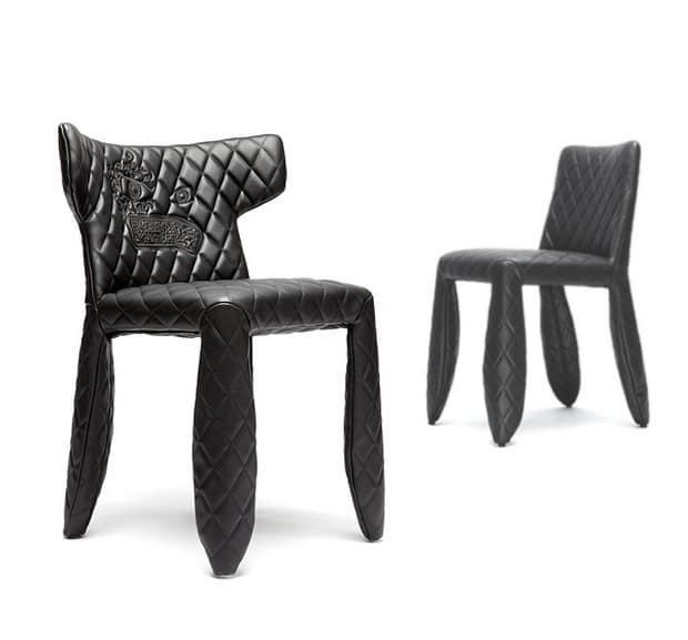 Marcel wanders 39 monster face chairs for Marcel wanders stuhl