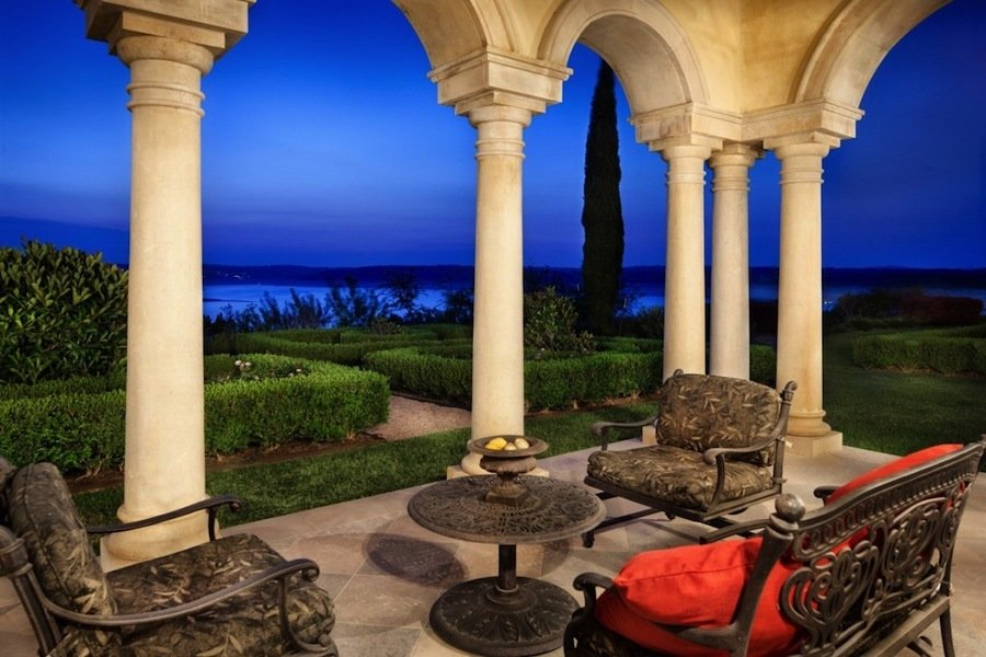 Palatial Italian Manor in Austin, Texas