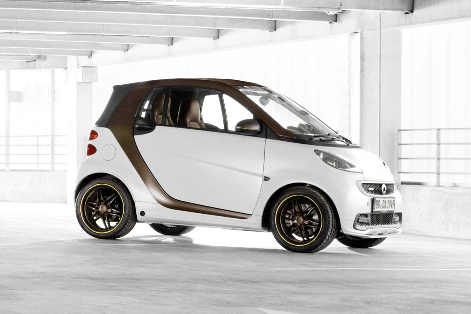 Smart Fortwo Boconcept Limited Edition