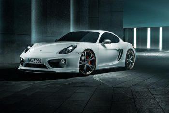 TechArt Porsche Cayman 1