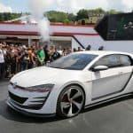 Volkswagen Design Vision GTI concept 01