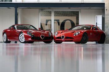 Alfa Romeo TZ3 Stradale Zagato 01