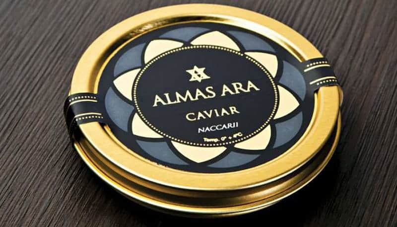 World S Most Expensive Caviar Almas Caviar