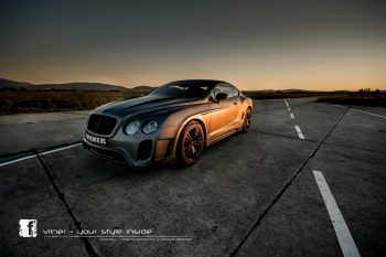Bentley Continental GT by Vilner 01