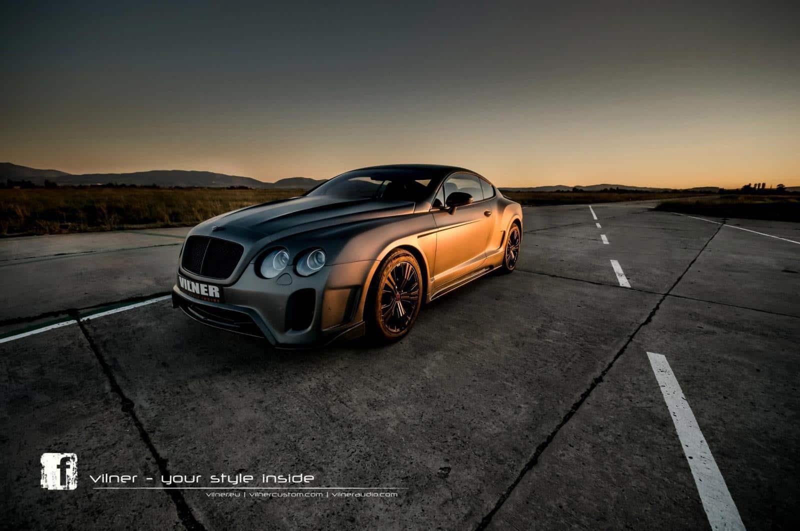 Custom Bentley Continental Gt By Vilner