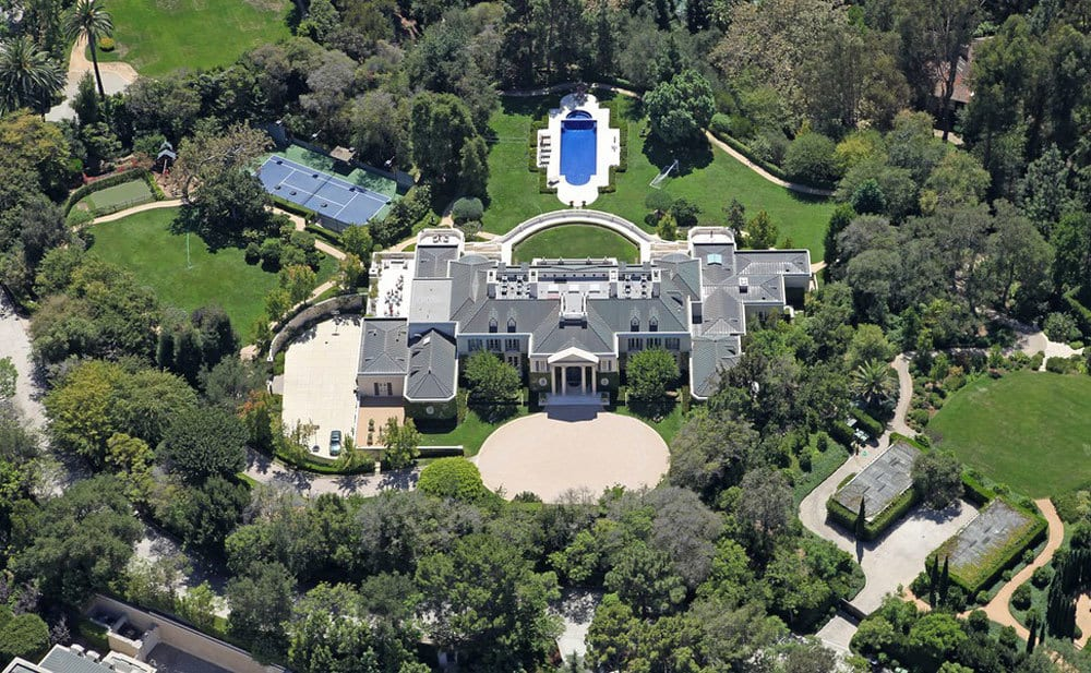 The staggering Carolwood Estate