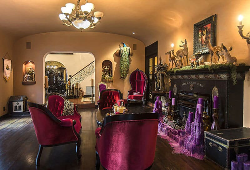 Kat Von D S Gothic Mansion On Sale