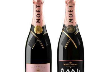 Moët & Chandon Grand Vintage Rosé 2004 1