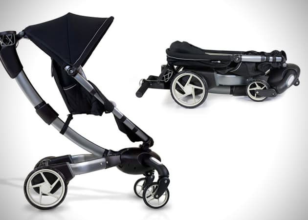 Review: 4moms Origami Stroller | CoderBaby's Journey | 450x630