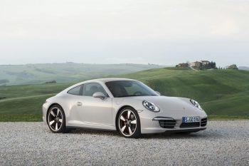 Porsche 911 50th Anniversary Edition 01