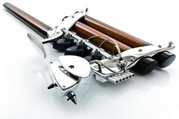 Rhodium Birdfish Guitar 1