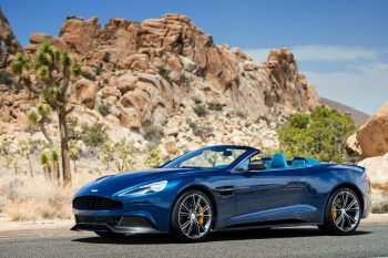 Aston Martin Vanquish Volante 01