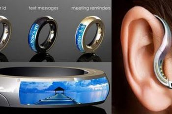 The Orb: A Bluetooth Headset That Turns Into a Ring