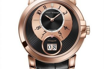 Harry Winston Only Watch Midnight Big Date 2013 1