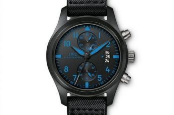 IWC Schaffhausen Top Gun Pilot Watch 1