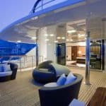 Award-Winning Superyacht with Swarovski and Ralph Lauren Interior for Sale at $18 Million