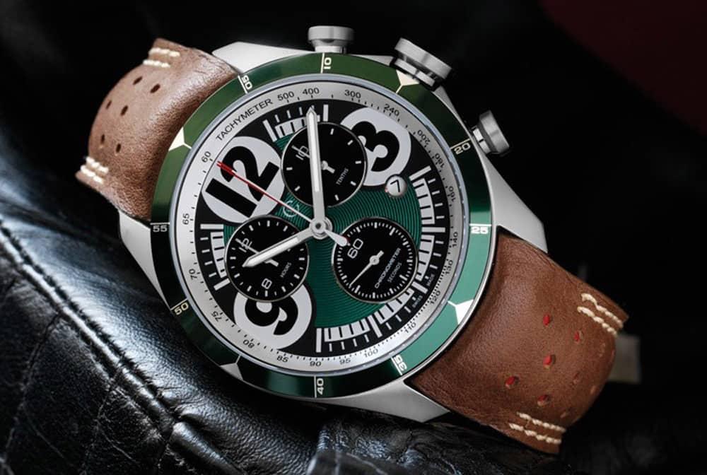 Christopher Ward C70 Dbr1 Chronometer