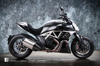Ducati Diavel AMG by Vilner 1