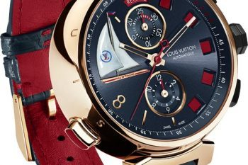 Louis Vuitton Tambour Spin Time Regate 1