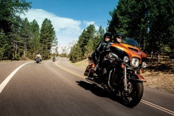 Harley-Davidson Project Rushmore 1